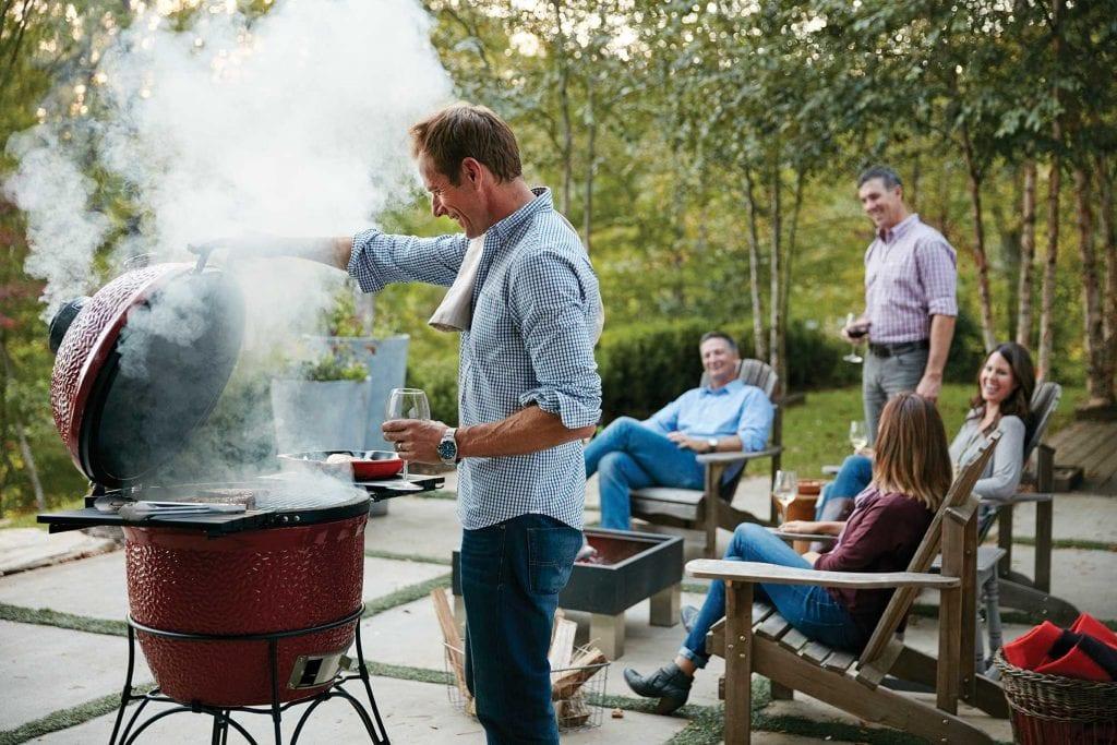 Veilig barbecueën