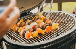 Primo grill Kamado BBQ